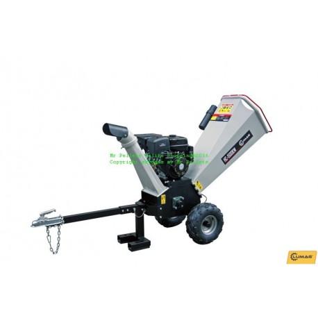 Lumag Flistugg Rambo HC15 9 kW