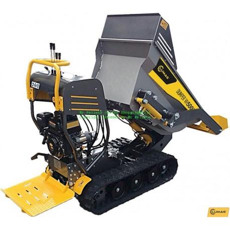 Självlastande Minidumper VH500PRO-GX