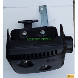 Ljuddämpare-avgassystem Loncin G200F