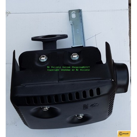 ljuddämpare-avgassystem Loncin