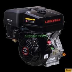 Loncin motor 15 hp horisontell axel 25 mm.
