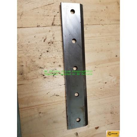 Knivstål - knivar till Flistugg HC15