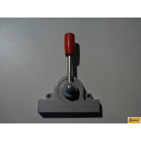 Fram & Back handtag markvibrator
