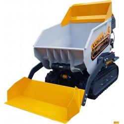 Självlastande Minidumper VH500PRO-GX-A Honda motor