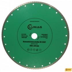 Diamantklinga 350 mm.diameter 30 mm. Turbo