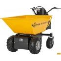 Elektrisk Miljövänlig El-Skottkärra 750W 35 Ah. Lasta 500 kg.