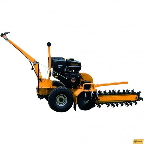 Kedjegrävare GF 450- 6,5 HP Loncinmotor