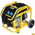 Lumag GE3 bensindrivet elverk 3,0 kW strömgenerator