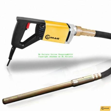 Elektrisk handbetongvibrator  580 Watt
